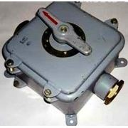 Герметичный пакетный выключатель ГПВ 3-400 фото