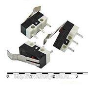 Микропереключатель DM3-03P-1 125v. 2a фото