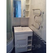 Мебель для ванных комнат № 7