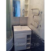 Мебель для ванных комнат № 7 фото