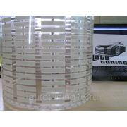 Эквалайзер на стекло автомобиля - Белый 90*25 фото
