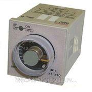 Реле времени H3CT-8 24VDC (0.05с-10мин, 12-24В) фото