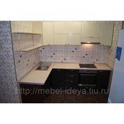 Кухни с фасадами МДФ фото