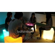 LED мебель фото