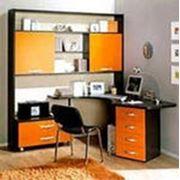 Угловой компьютерный стол на заказ Cк-16 фото