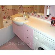 Мебель для ванных комнат № 8 фото