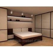 Изготовление мебели для спальни № 10 фото