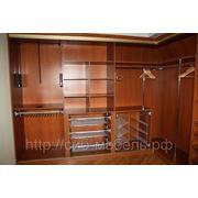 Шкафы для гардеробной комнаты №10 фото