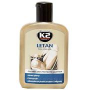 LETAN Очистититель и полироль для кожи, 200мл фото