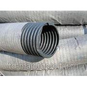 Труба дренажная с перфорацией в геотекстиле д 160 фото