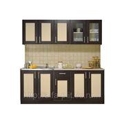 Кухня TARA W K венге фото