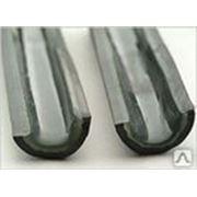 Трубка ТУТк нг 9.6/3.2 термоусаживаемая с клеевым подслоем негорючая фото
