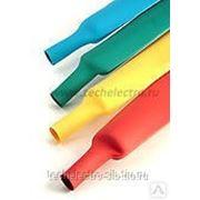 Цветные термоусаживаемые трубки с коэффициентом усадки 2:1 (в рулонах) ТУТ фото
