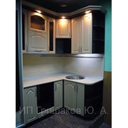 Кухня № 002 фото
