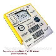 Термоиндикатор Кью-тэг 2Р плюс (многоразовый) фото
