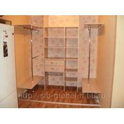 Шкафы для гардеробной комнаты №14 фото