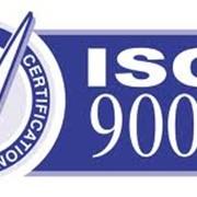 Сертификация организаций на соответствие международным стандартам серии ISO фото