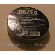 Изолента ПВХ Dozer фото