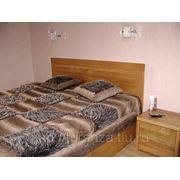 Спальная кровать фото
