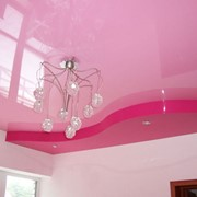 Дизайн многоуровневых натяжных потолков фото