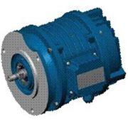 Электродвигатель передвижения серии КК (с тормозом)