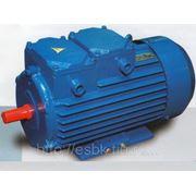 Электродвигатель крановый MTH 211-6 (h-160); 7,5 кВт/940