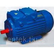Крановый электродвигатель MTКH 411-8 фото