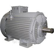 Крановый электродвигатель АМТКН 132LB-6 фото