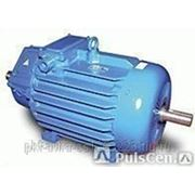Электродвигатель крановый MTH (МТF) 412-6 фото