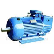 Электродвигатель крановый МTF (Н) 412-8 22кВтх715об\мин. фото