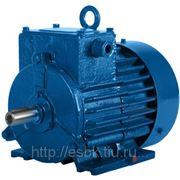 Электродвигатель крановый ДМТКF 012-6 (h-112); 2,2 кВт/880 фото