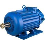 Электродвигатель крановый MTF 411-8 фото
