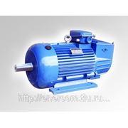 Электродвигатель крановый МТН 312-8 фото