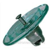 Изоляторы подвесные стеклянные ПС-300В 112W фото