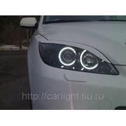 CCFL «Ангельские глазки» для Mazda 3 (Axela) фото