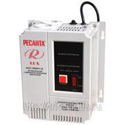 Стабилизатор напряжения однофазный РЕСАНТА АСН- 1 000 Н/1-Ц Lux фото
