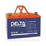 Аккумуляторная батарея Delta GX 12-90 фото