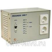 PROGRESS- 2000T стабилизатор напряжения 2,0 кВА Uвх=150-260(130-275)В Uвых=220+-5% фото