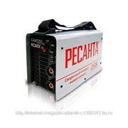 Сварочный инвертор РЕСАНТА 10-250А, 220В±10%, d=5-6мм, класс защиты IP21, 5кг САИ250