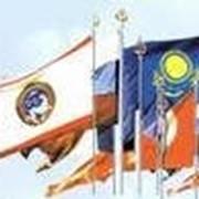 Флаги фирменные фото