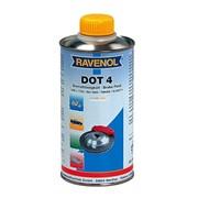 Гидравлическая жидкость Bremsfflussigkeit DOT4, 250 мл фото