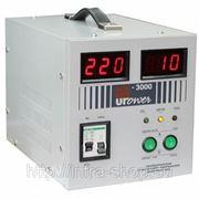 Стабилизатор напряжения UPOWER АСН-5000 с цифровым дисплеем фото