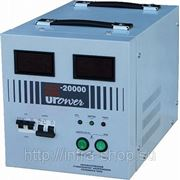 Стабилизатор напряжения UPOWER АСН-20000 с цифровым дисплеем фото