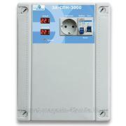 Стабилизатор пониженного напряжения ЭА-СПН-3000, 3кВт, Uвх 150—250В, однофазный