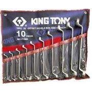 Комплект накидных ключей, 6-32мм (10пр.) KING TONY 1710mr фото