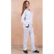 Женский спортивный костюм 002 фото