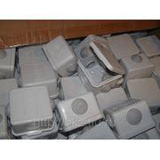 Коробка распаячная пластиковая фото