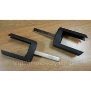 Ключ для ремоута Опель, HU100, Long фото