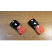 Кнопки для ремоута NISSAN, 3 кнопки фото