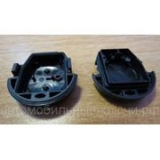 Корпус для ремоута Фольксваген Гольф, 2 кнопки (kvw015) фото